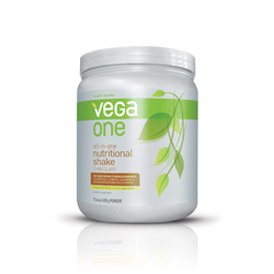 Vega One: All-in-One Nutritional Shake Sml Tub (15.4oz) Choc