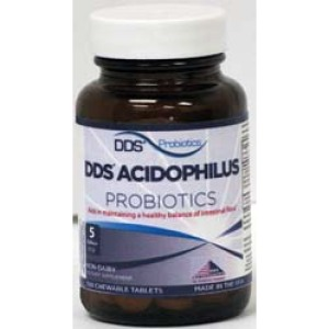 Dds Acidophilus Tablets