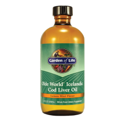 Olde World® Icelandic Cod Liver Oil