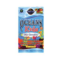 Oceans 3� - Oceans Kids� DHA Chewables�
