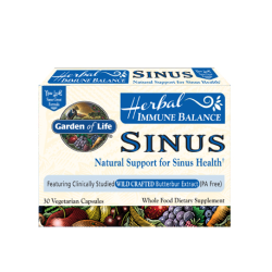Herbal Immune Balance� Sinus 30 Cnt