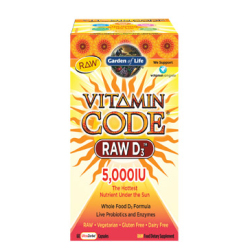 Vitamin Code® - RAW D3™ 5000