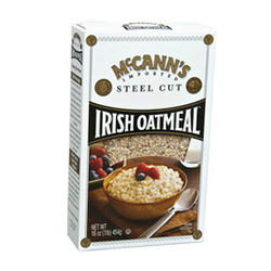 Pinhead Oatmeal Box
