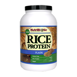 Rice Protein, Plain