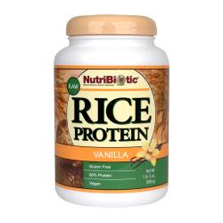 Rice Protein, Vanilla