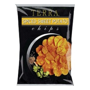 Spiced Sweet Potato Chip