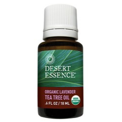 Organic Lavender Tea Tree Oil (USDA)