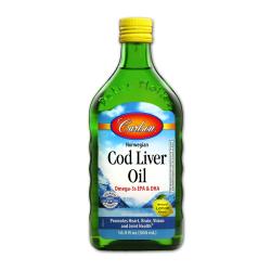 Cod Liver Oil, Lemon