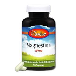 Magnesium Capsules 90 Size