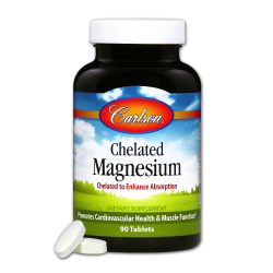 Chelated Magnesium Gly. 90 Tab