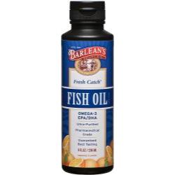 Fresh Catch Fish Oil 8 Oz.