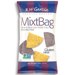 Tortilla Chips - Mixtbag Blue & Yellow Corn