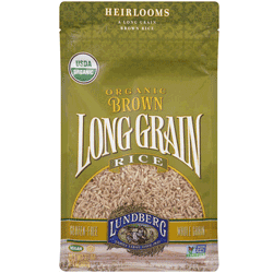 Brown Rice, Long Grain, Organic