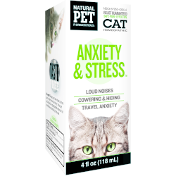 Anxiety and Stress (Cat)