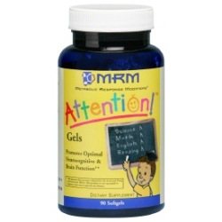 Attention! Gels Advanced Brain Formula For Children