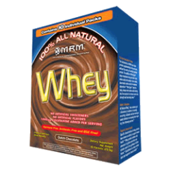 All Natural Whey 10pk/bx Rich Vanilla