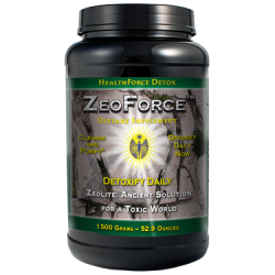 Zeoforce - Detoxify Daily - 1500 G Powder