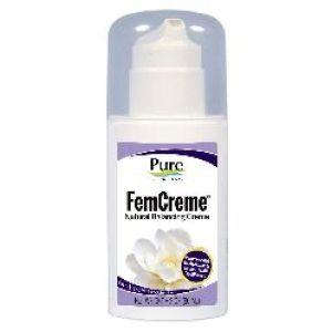 Femcreme, Natural Progesterone