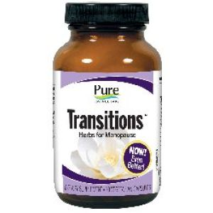 Transitions, Herbs For Menopause