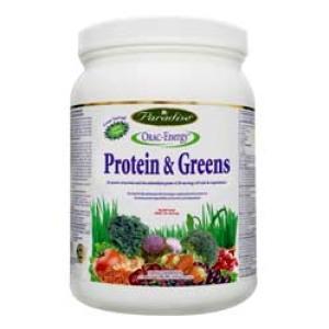 Orac Energy Protein Greens 15 Srv