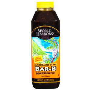 Australian Style Bar-B Sauce