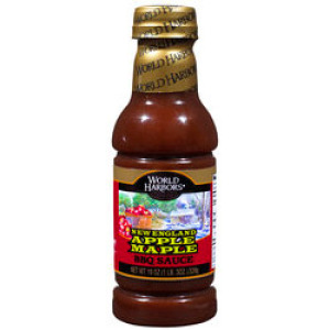 New England Apple Maple Bbq Sauce