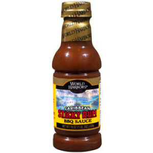 Caribbean Sticky Rum Bbq Sauce