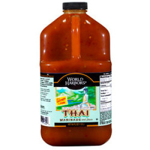 East Asian Style Thai Marinade