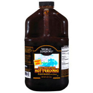 Hot Teriyaki Marinade
