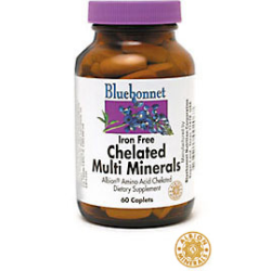 Albion Chelated Multi Minerals (Iron Free)