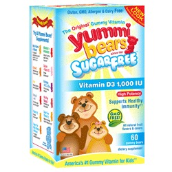 Sugar Free Vitamin D3