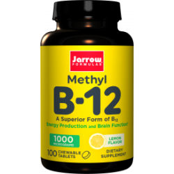 Methyl B12, Methylcobalamin, 1000 Mcg