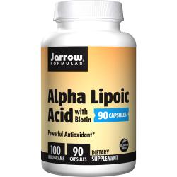 Alpha Lipoic Acid, 100mg