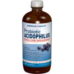Probiotic Acidophilus Liquid - Blueberry