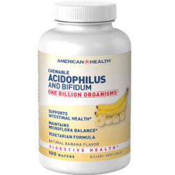 Chewable Acidophilus And Bifidus - Banana