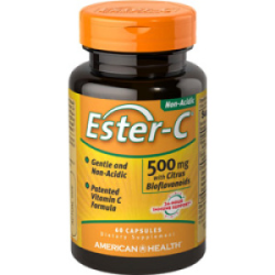 Ester-C� 500 Mg With Citrus Bioflavonoids Capsules