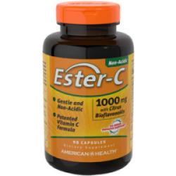 Ester-C� 1000 Mg With Citrus Bioflavonoids Capsules