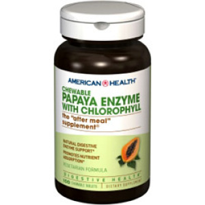 Papaya Enzyme With Chlorophyll