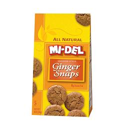 Snaps, Ginger