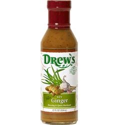 Soy Ginger Salad Dressing