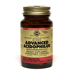 Advanced Acidophilus Vegetable Capsules