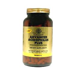 Advanced Acidophilus Plus Vegetable Capsules