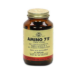 Essential Amino Acid Complex Vegetable Capsules