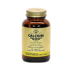 Calcium 600 Tablets (Oyster Shell Calcium)