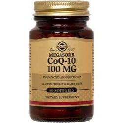 Megasorb Coq-10 100 Mg