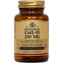 Vegetarian Coq-10 200 Mg