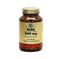 Dlpa 500 Mg Vegetable Capsules