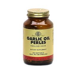 Garlic Oil Perles Softgels (Reduced Odor)