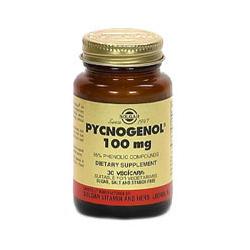 Pycnogenol 100 Mg Vegetable Capsules