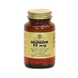 Selenium 50 Mcg Tablets